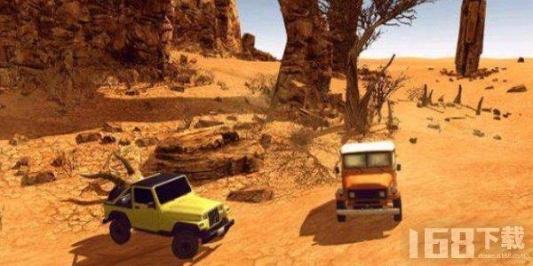 荒野吉普车