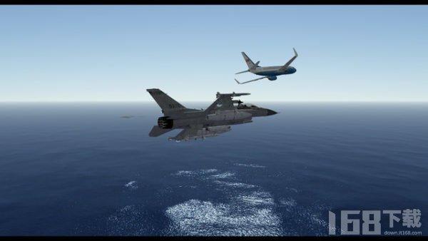 无限飞行对战