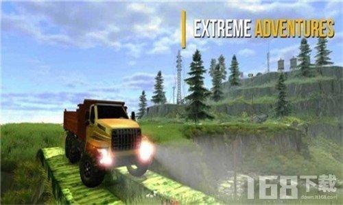荒野卡车模拟驾驶