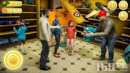 虚拟爸爸梦想家庭模拟器