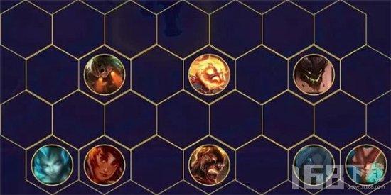 LOL云顶之弈新版法海阵容配置及玩法 最强法海阵容怎么配搭