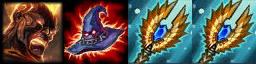 LOL云顶之弈6法4海阵容玩法攻略