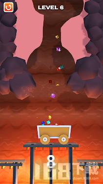 黄金球挖掘