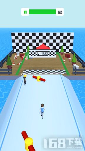 水上冒险跑酷3D