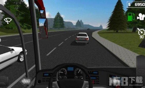公共交通模拟