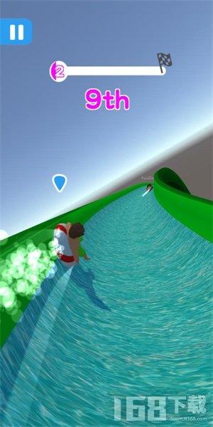 水上滑梯大作战