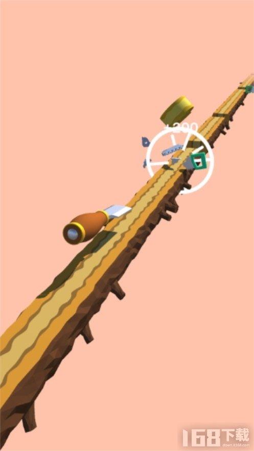 我凿木头贼6
