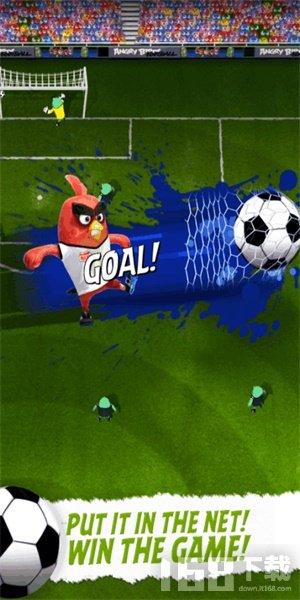 愤怒的小鸟:足球