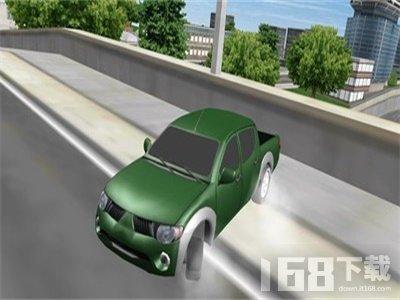 卡车城市驾驶