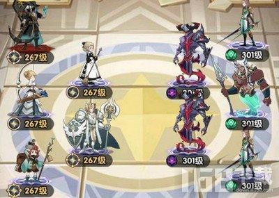 剑与远征耀光打种族塔最佳阵容选择攻略