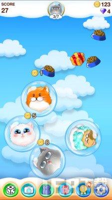 泡泡猫2048