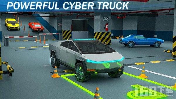 停车模拟2020