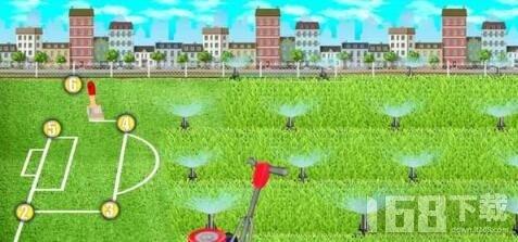 建造足球场