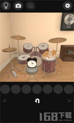 逃离猫咪音乐室