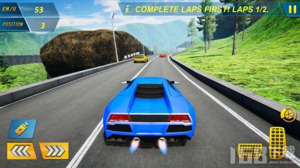 狂飙赛车模拟