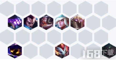 lol云顶之弈新版六影剑士玩法攻略 10.5最强六影剑士阵容推荐