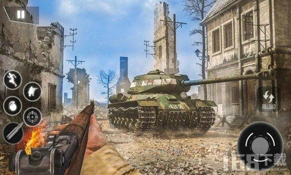 世界大战生存