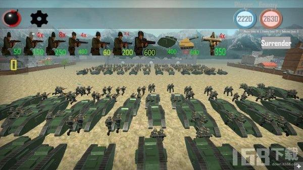 二战模拟:苏联战争