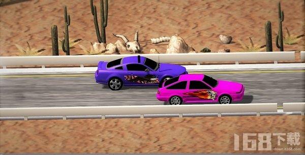 赛车碰撞赛