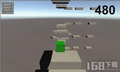 无限方块跳跃