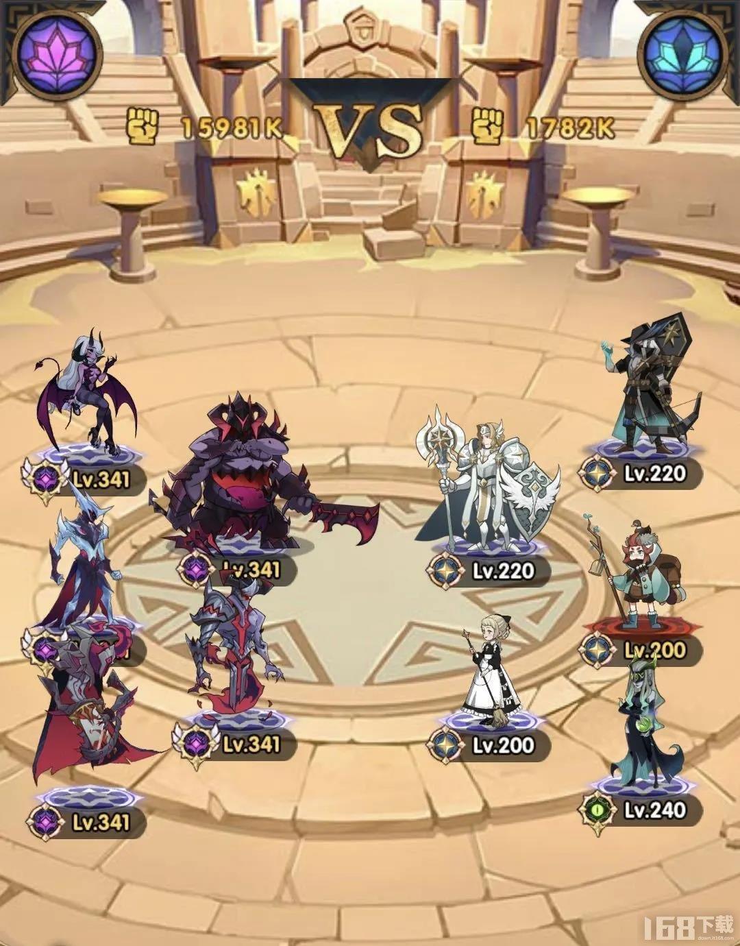 剑与远征墨佐斯五恶魔阵容攻略 墨佐斯五恶魔阵容玩法指南