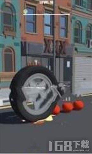 车轮压压压
