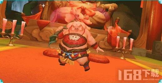 梦幻西游三维版云栈洞二首领猪如花打法攻略 猪如花技能机制详解