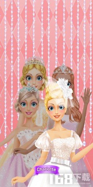 芭比公主梦幻婚礼