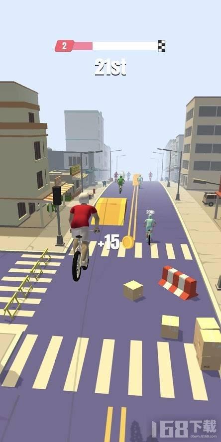 自行车冲刺赛