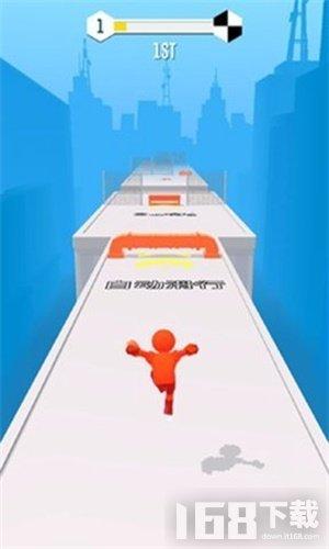 跑酷比赛自由跑