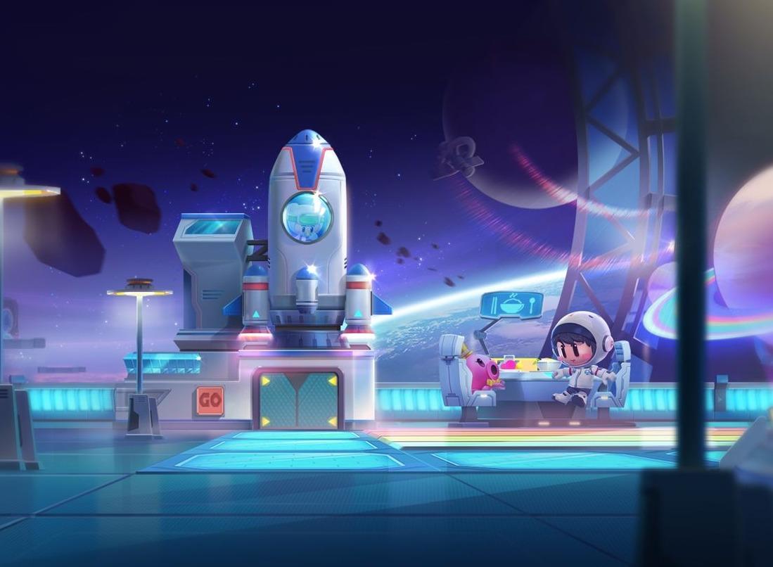 跑跑卡丁车太空主题星际漫游获得攻略