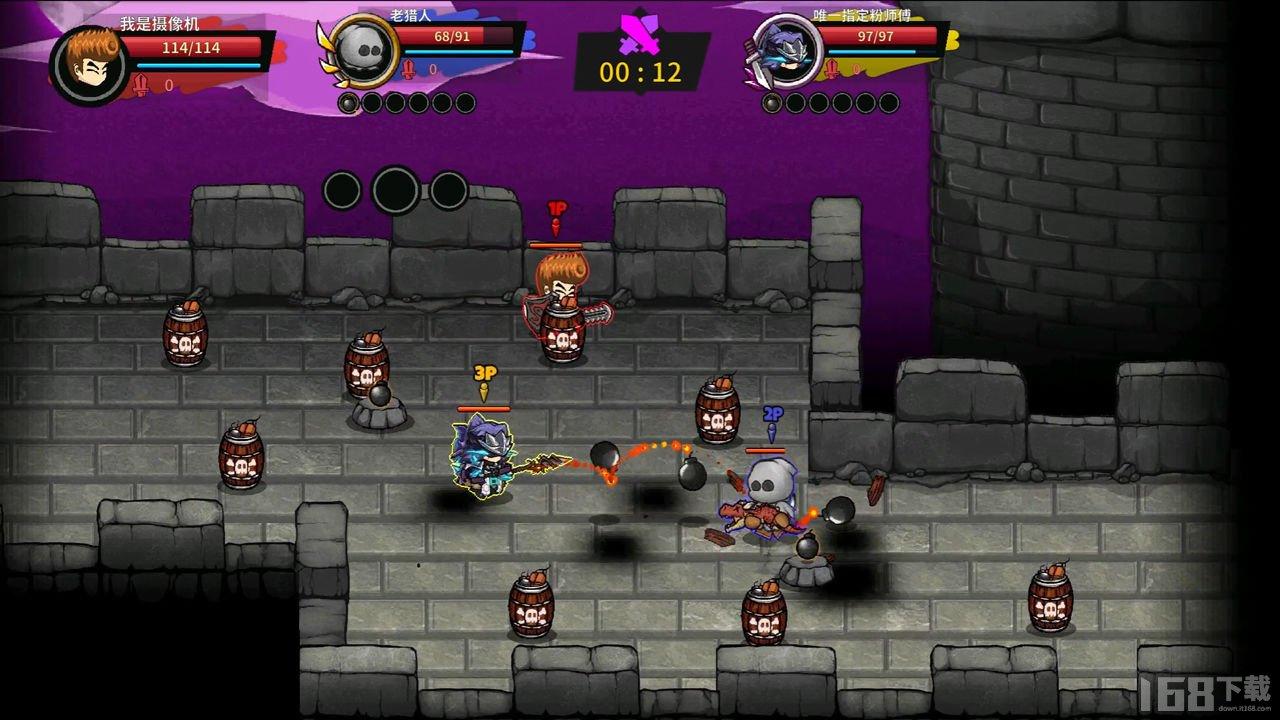 失落城堡新版本五大乱斗模式攻略 五大乱斗模式玩法介绍