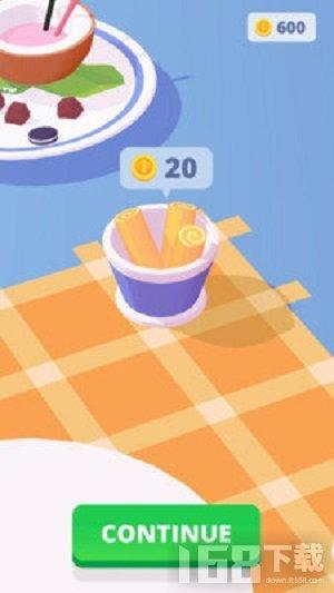 我做雪糕卷贼6