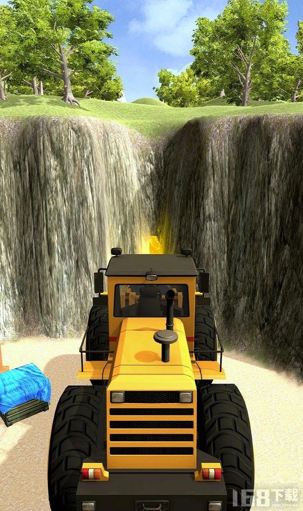 铲车模拟器