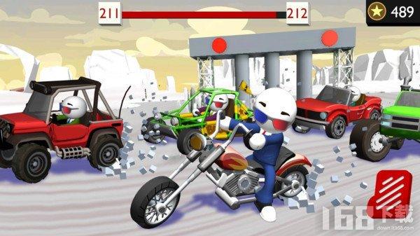 人类汽车碰撞模拟器