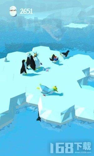 企鹅大逃杀
