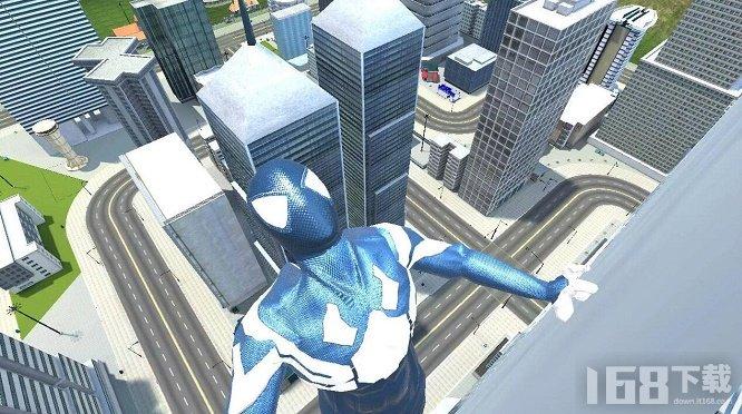 街头蜘蛛侠