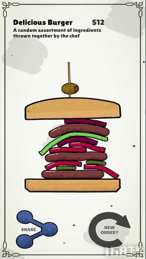 松软汉堡:新主厨