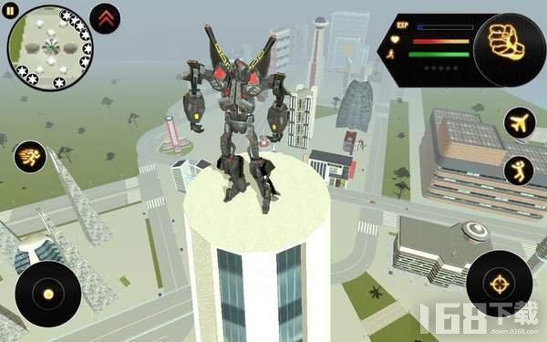 未来机器战士