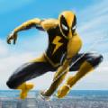 飞天蜘蛛绳索英雄