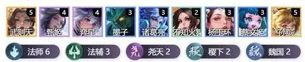 王者荣耀自走棋新版最强阵容奶妈法玩法教学