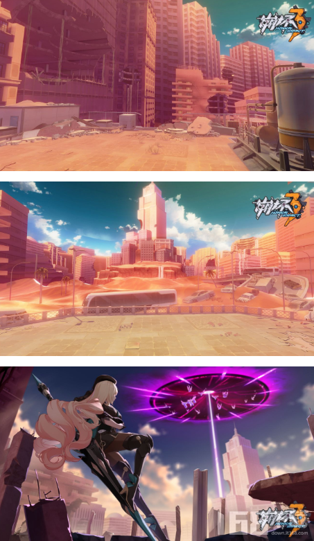 崩坏3新章节迷途沙尘预告 崩坏3灼热试炼和绝境之塔怎么玩