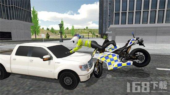 城市交警模拟