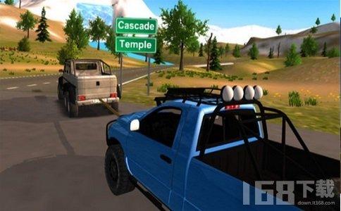 越野卡车模拟2020