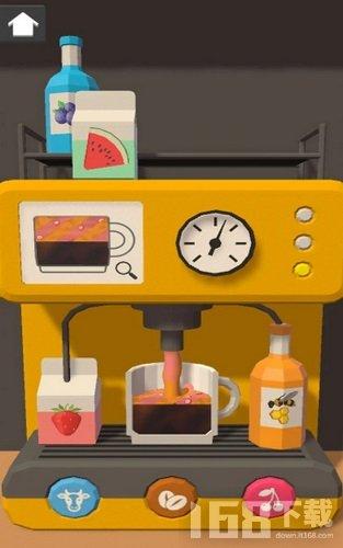 咖啡师模拟