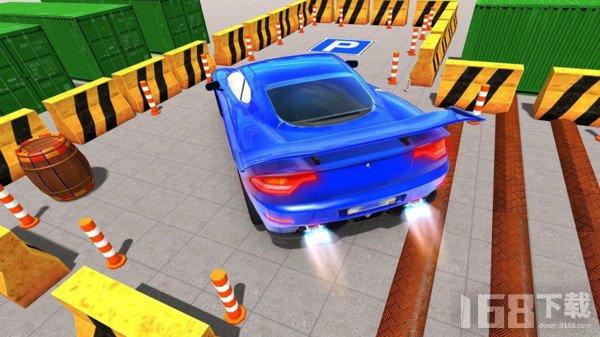 挑战停车2