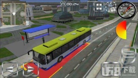 城市公交模拟器