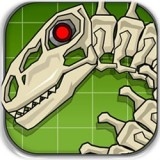 雷龙化石机器人