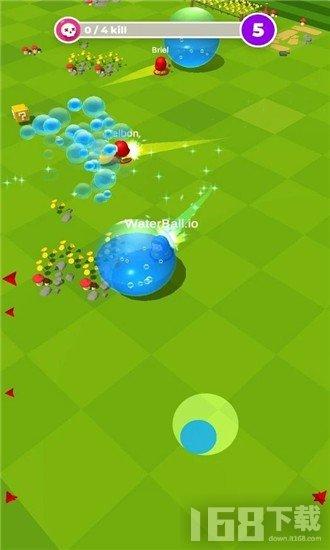 水球爆炸大作战