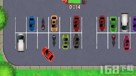 停车场模拟器